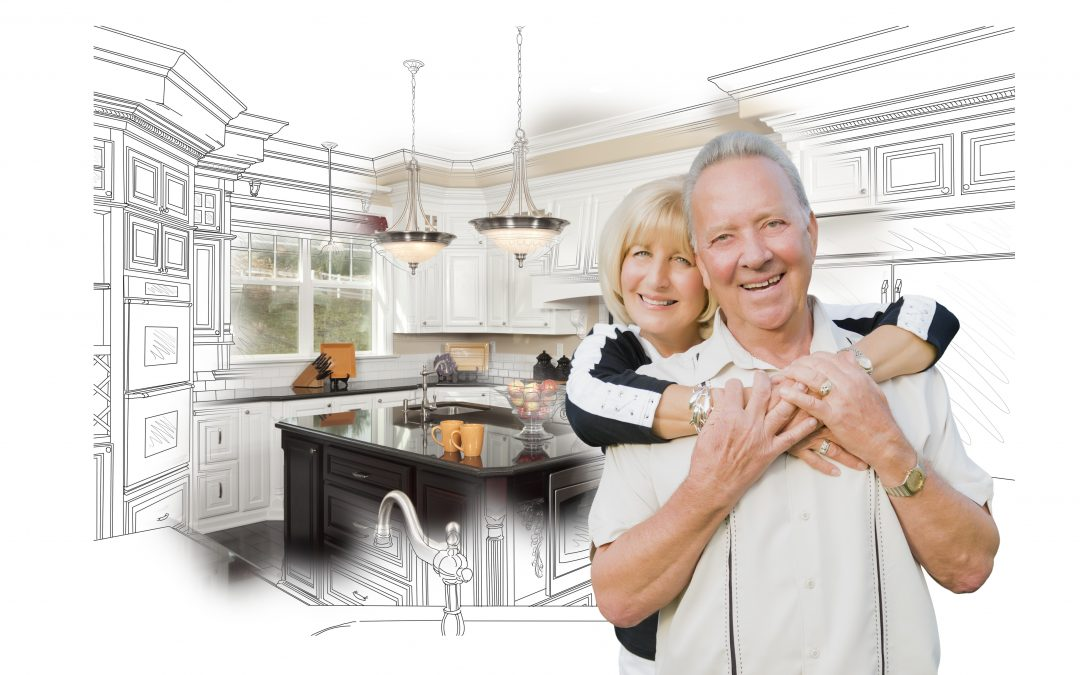 14 Issues To Be Aware of When Choosing Kitchen Counters for Aging in Place