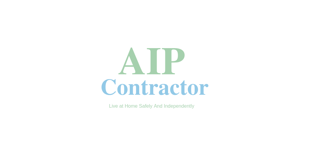 AIP Contractor Logo Found on Twitter and Pinterest.