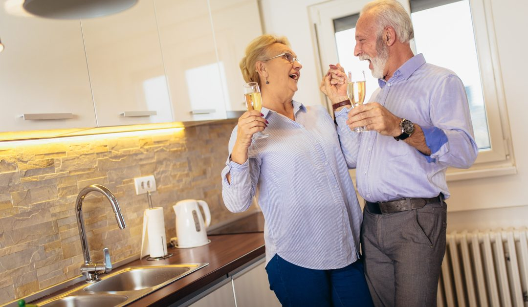 Kitchen and Bathroom Faucet Recommendations for Aging in Place