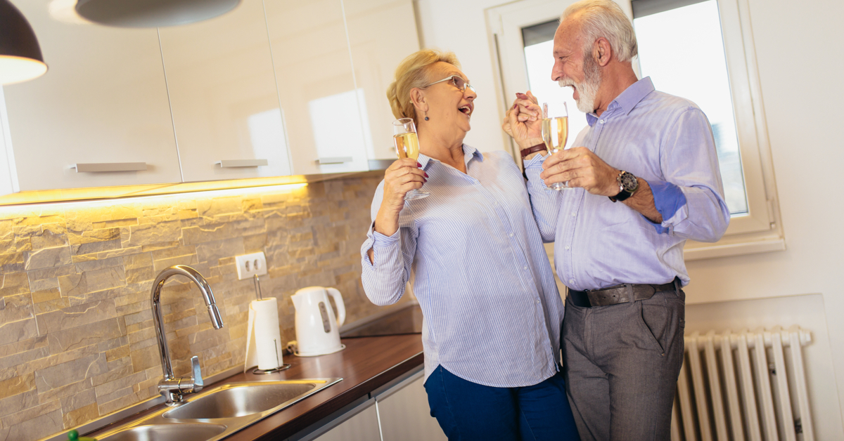 faucets for aging in place