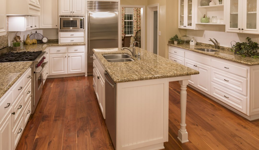 4 Flooring Product Suggestions for Safe Aging in Place Kitchens and Bathrooms
