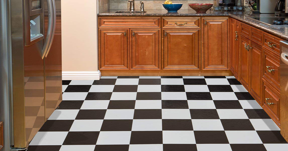 How to find the right aging-in-place kitchen flooring