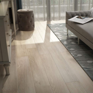 When looking for aging-in-place kitchen flooring, be sure to think about the cushioning and subfloor.