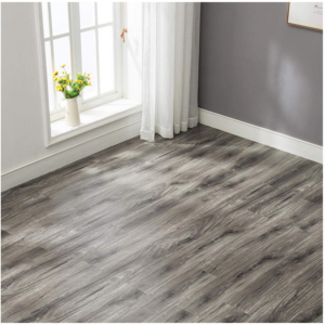 Vinyl is a great way to go for aging-in-place kitchen flooring.