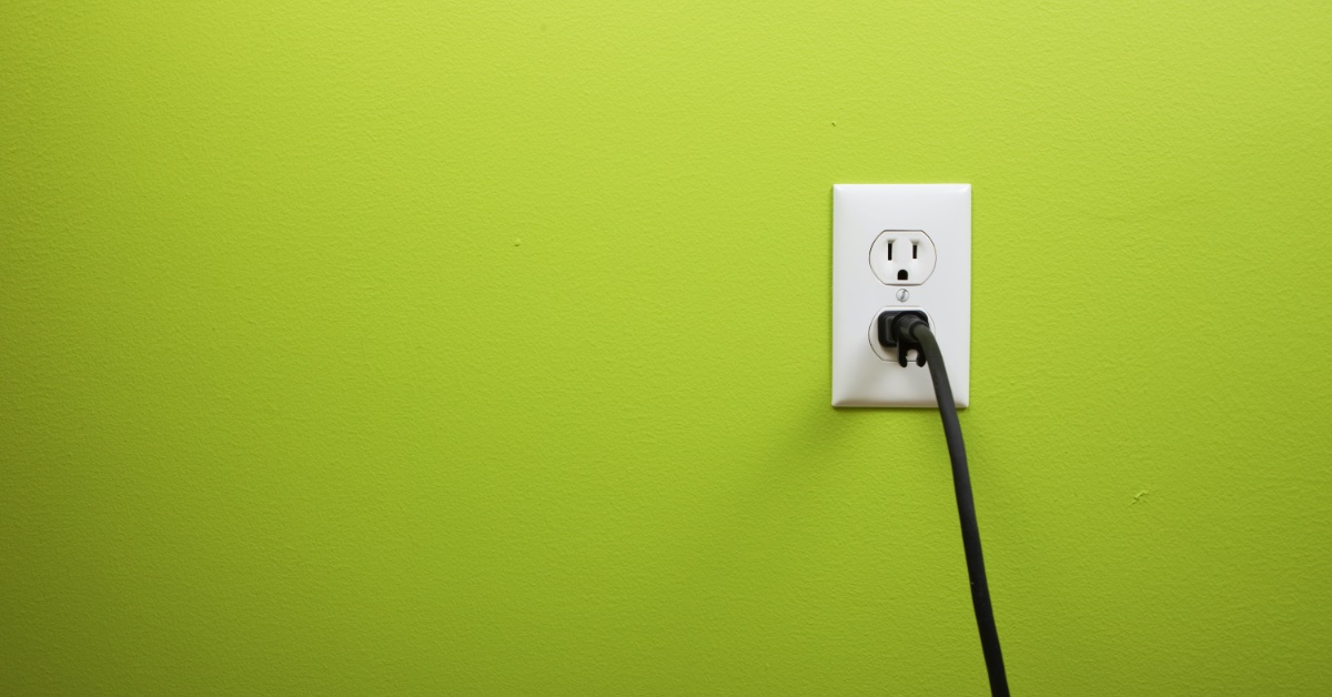 raised outlet