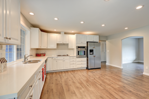 Aging-in-place kitchen flooring can do wonders for the safety of your home.