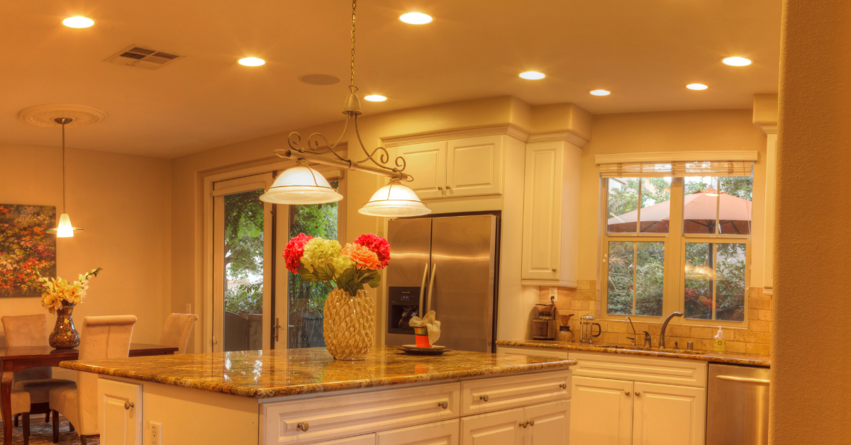 Best Recessed Lighting for the kitchen